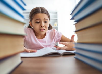 Help for Kids with Reading Struggles